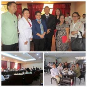 "The Hospice and Palliative care movement, led by the Philippine Cancer Society and Hospice Philippines attended the recent public hearing on House Bill 49, authored by Cong. Linabelle Ruth Villarica, in Congress. The bill is titled ""An Act to Integrate Hospice and Palliative Care into the Philippine Health Care Delivery System."""
