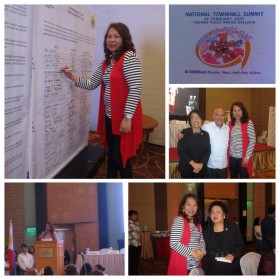 The Society recently presented its mission statement at the PediaHema Cancer Summit of My Child Matters Phils. held at Crowne Plaza, Manila Galleria. MCMP is operated by the Philippine Children's Medical Center.
